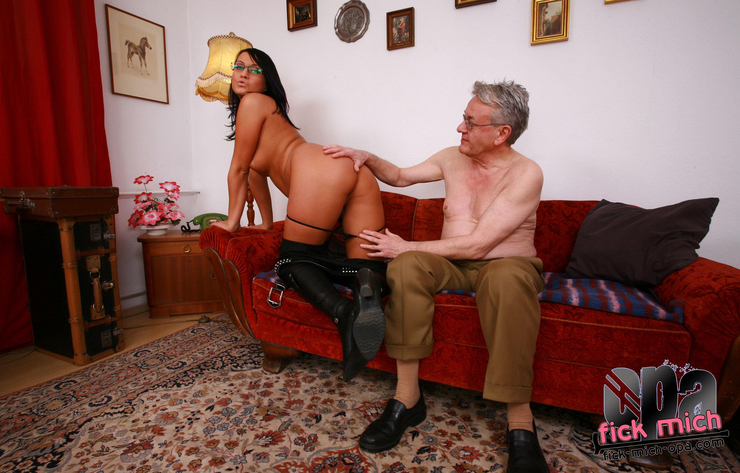 Sex Mit Alten Mann